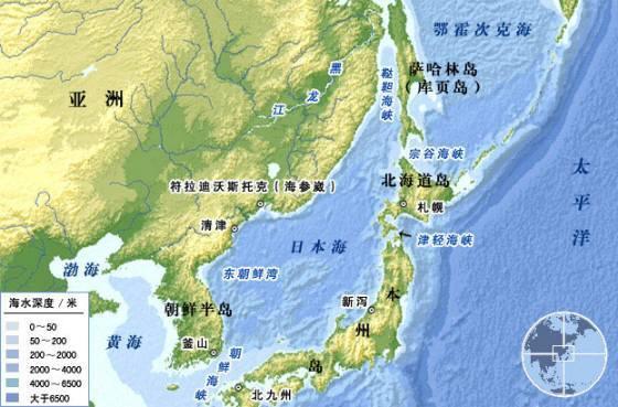 日本海』呼称と竹島領有権を世界...
