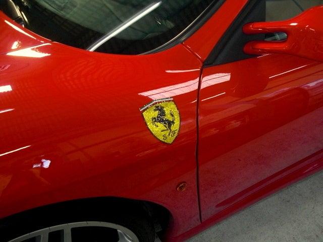 京都の女職人が書く車のブログ☆★-フェラーリ 430 アークバリア