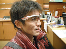 $眼鏡屋HARUさん「道あり道」