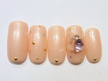 Luxury Nail salon musee du riche オシャレなネイルサロンの物語(^.^)