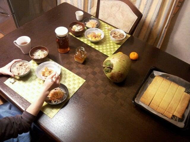 $歩き人ふみの徒歩世界旅行 日本・台湾編-今夜の食卓