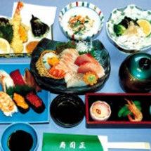 山口のおいしいお寿司…