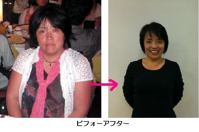 3ヶ月で体重10kg減!体脂肪4%減の秘密、個人指導トレーナー福山がコッソリ教えます!