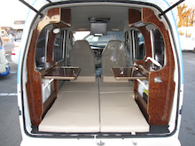 軽キャンパーファンに捧ぐ 軽キャン◎得情報-VWバススタイル内装
