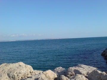 マジョルカの海