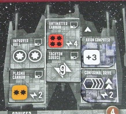 risaのボードゲームレポート-Eclipse_3037巡