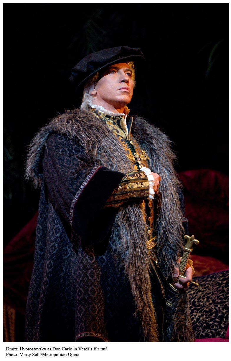 Dima as Don Carlo