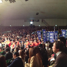 日本ミドル級王座決定…
