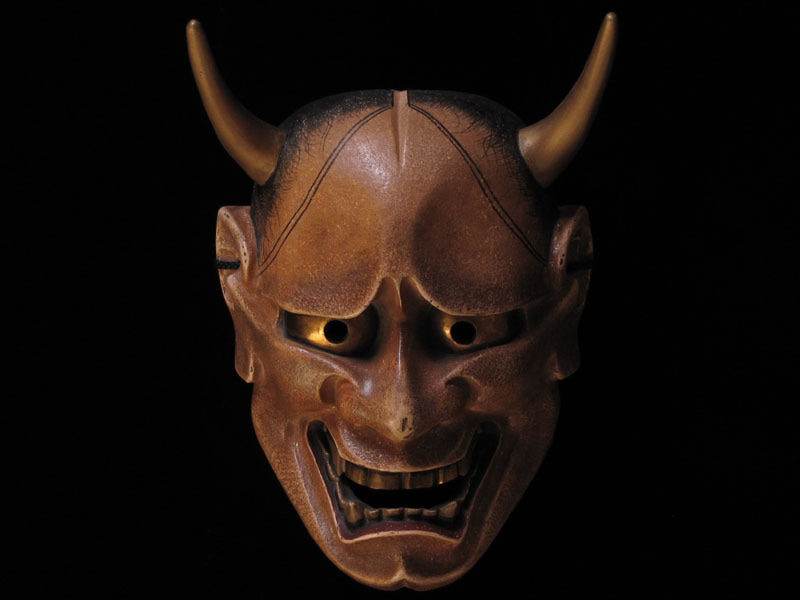 hannya-mask