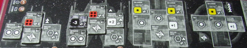 risaのボードゲームレポート-Eclipse_3028装備
