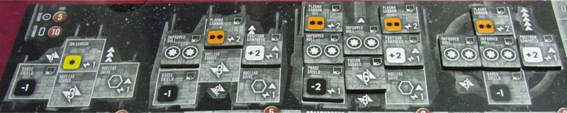 risaのボードゲームレポート-Eclipse_3027装備