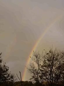 とんでも不思議Watsher 取材日記-夜明けの虹