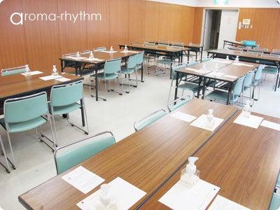 aroma-rhythm (アロマリズム)-南浦和の文蔵公民館アロマ講座