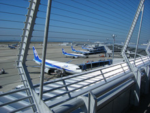 $HERO MOTORS OFFICIAL BLOG-名古屋空港2