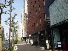 Uesho-Line Blog-東横イン神田秋葉原