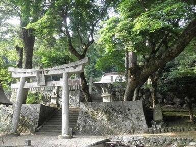 ご近所の神社訪問記-虫井2