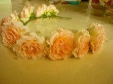 生花ヘッドドレス花の冠;