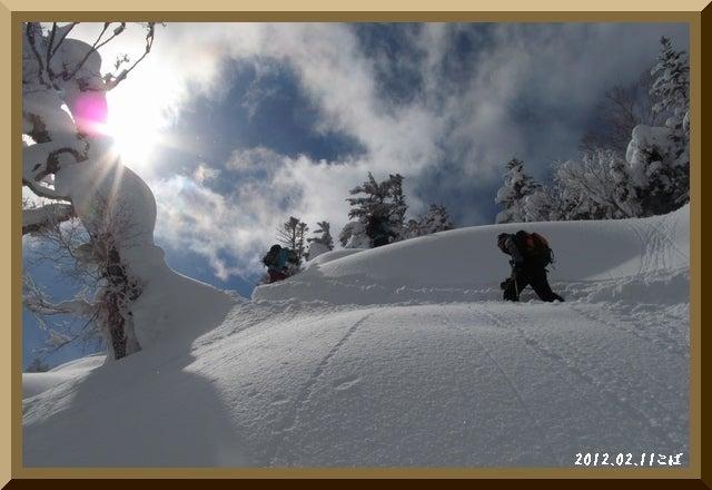 ロフトで綴る山と山スキー-0211_1228