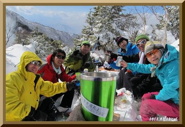 ロフトで綴る山と山スキー-0212_1305
