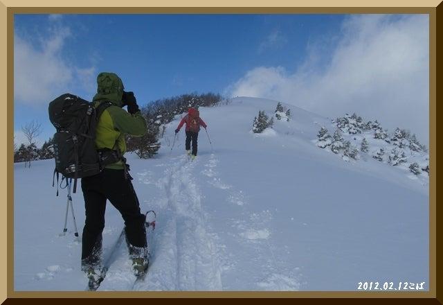 ロフトで綴る山と山スキー-0212_1229