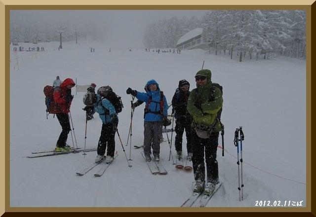 ロフトで綴る山と山スキー-0211_0936