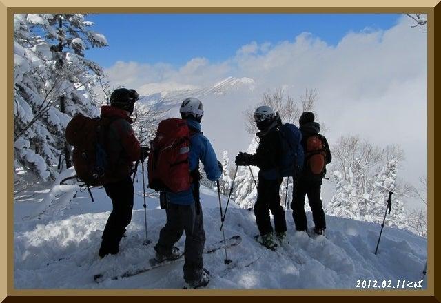 ロフトで綴る山と山スキー-0211_1302