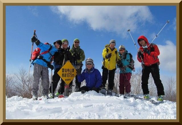 ロフトで綴る山と山スキー-0212_1239