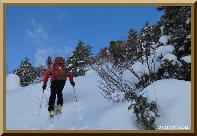 ロフトで綴る山と山スキー-0212_1227