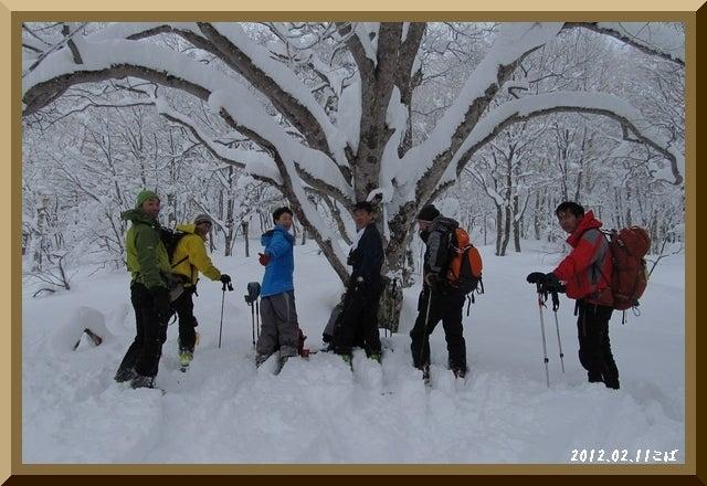 ロフトで綴る山と山スキー-0211_1054