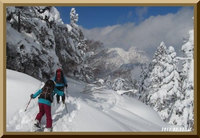 ロフトで綴る山と山スキー-0211_1230