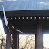 かっぱ橋と靖国神社の画像