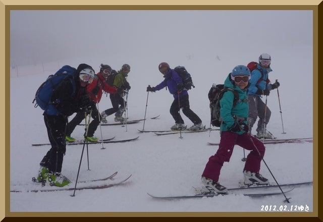 ロフトで綴る山と山スキー-2012_0212_byゆきむし02
