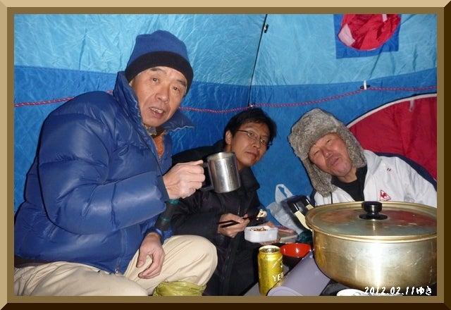 ロフトで綴る山と山スキー-2012_0211_byゆきむし