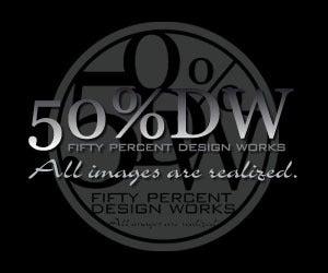 50%DESIGN WORKS
