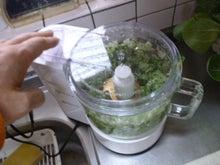 青梗菜、調整2