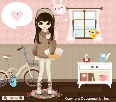 Life in Poupee Town
