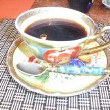 有田焼のコーヒー茶碗