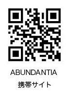 $色彩と香りの魔法でみんなで☆キラキラ☆ AYUMIの日々のしあわせ☆ブログ-アバンダンシア携帯サイトQRコード