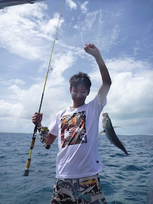 プロサーファー・一ノ瀬さゆりのオフィシャルブログ-パラオ釣り