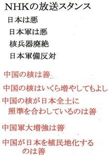 $日本人の進路-NHKの放送スタンス