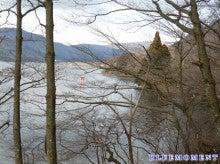 ヒーラー&クレアボヤント(透視能力者)~ BLUEMOMENT(中台 励)のブログ-九頭龍の森から芦ノ湖に浮かぶ九頭龍神社本宮鳥居