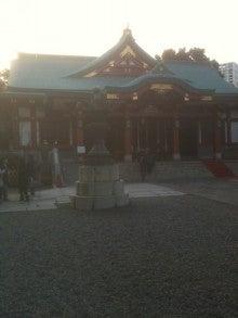 熱く燃える!「(自称)中小企業診断士のたまご」ブログ-日枝神社