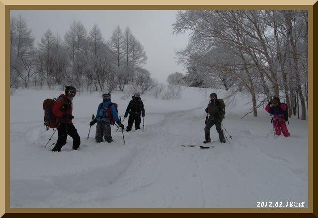 ロフトで綴る山と山スキー-0218_1127
