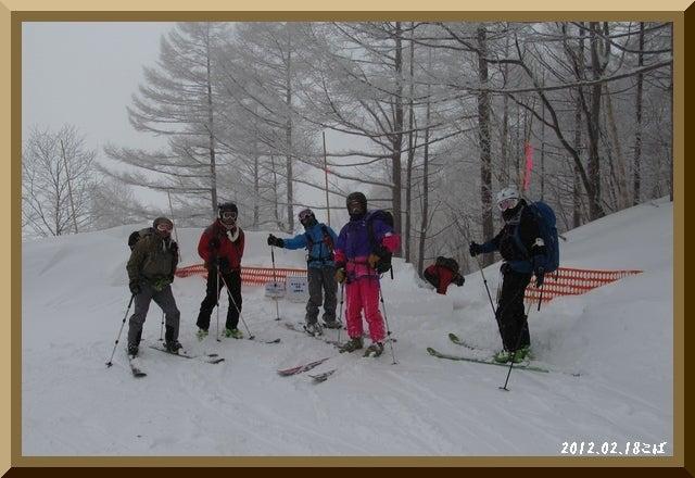 ロフトで綴る山と山スキー-0218_1121
