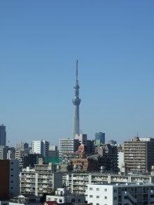 東京スカイツリーや江東区近辺の情報を取材&発信するブログ