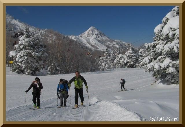 ロフトで綴る山と山スキー-0219_0940