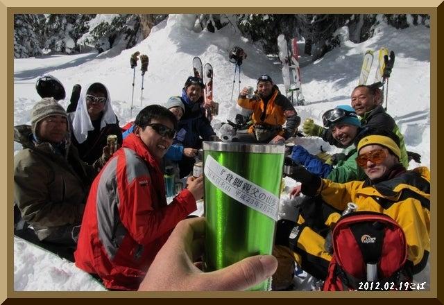 ロフトで綴る山と山スキー-0219_1255