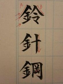 金 偏 の 漢字