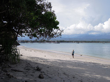 パガンダランビーチ