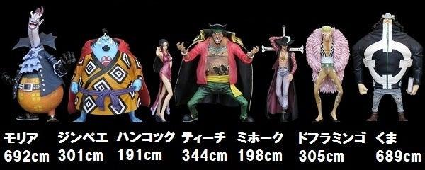 ド フラミンゴ 身長